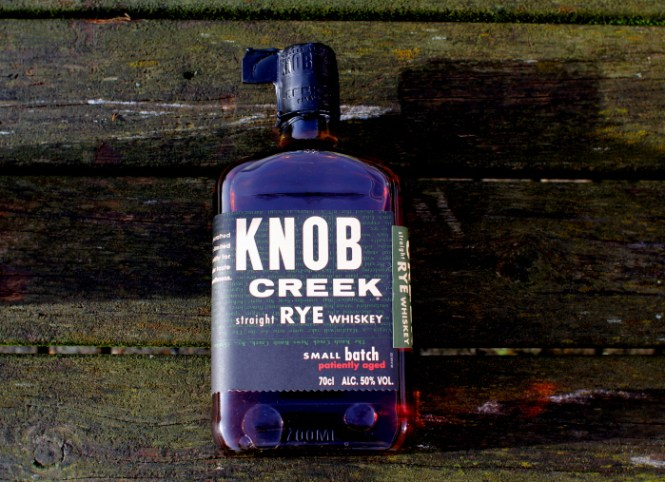 Knob Creek Rye Straight Bourbon Whiskey...