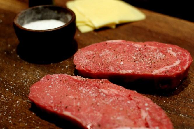 Et par gode stykker kød!