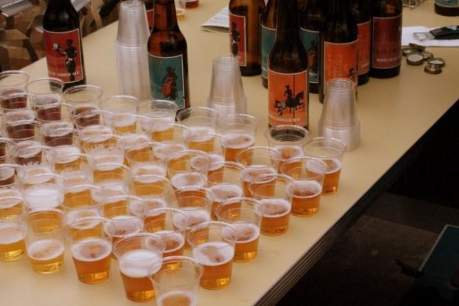 Tivoli har fået deres egne øl. Det ska' fejres!