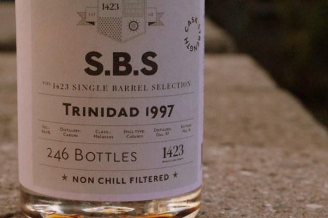Den fjerde S.B.S. rom kommer fra Trinidad.