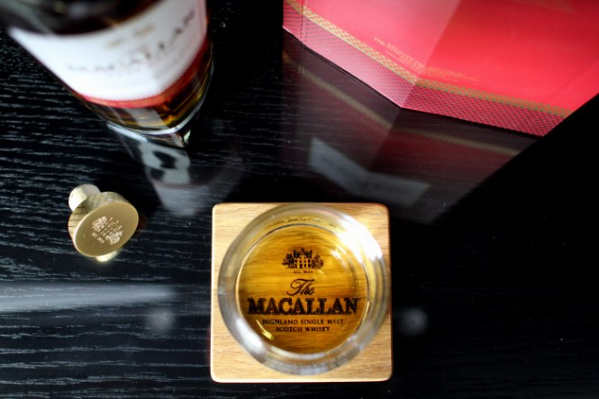 The Macallan!