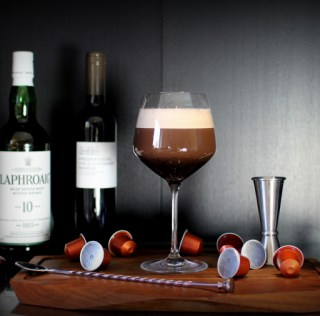 GM Signatur Cocktail Remake – The Nespresso Version