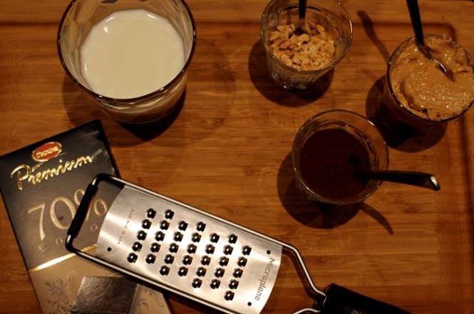 Chokolade, Mælk, Peanutbutter, kakao...