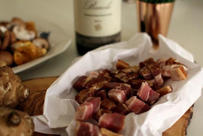 Bacon af højeste kvalitet...