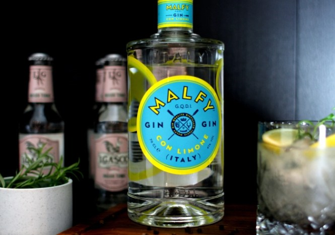 Malfy Gin - makes me think of summer...