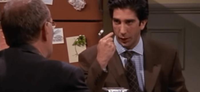 "Food On Film – Thanksgiving special: Ross' Moistmaker Sandwich fra ""Friends"""