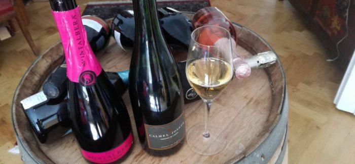 NY VINSERIE PÅ GASTROMAND: Findes der liv udenfor Champagne?