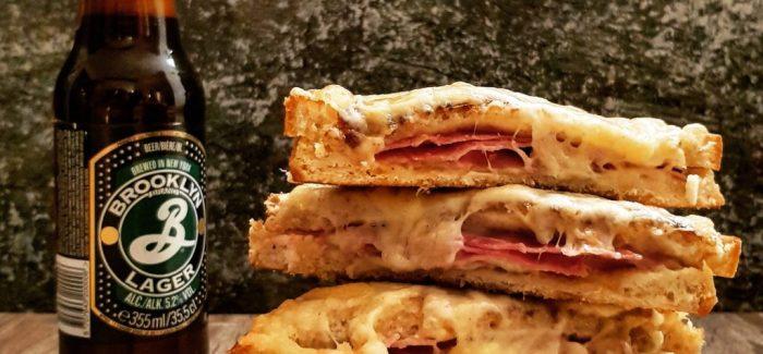 Super Bowl Snack II: The Gentlemans Sandwich
