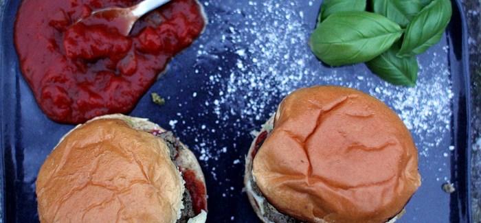 Opskrift: Meatloaf (farsbrød) Burger