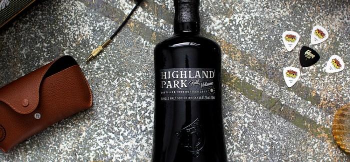 Wednesdays Whisky: Highland Park, Full Volume er ren Rock 'n' Roll