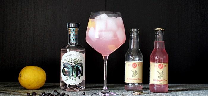 Tuesdays GT: Pink Gin fra Wölffer Estate New York