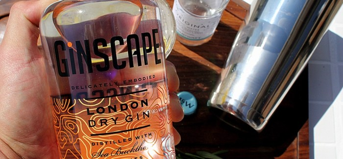 Tuesdays GT: Summer Special Ginscape London Dry