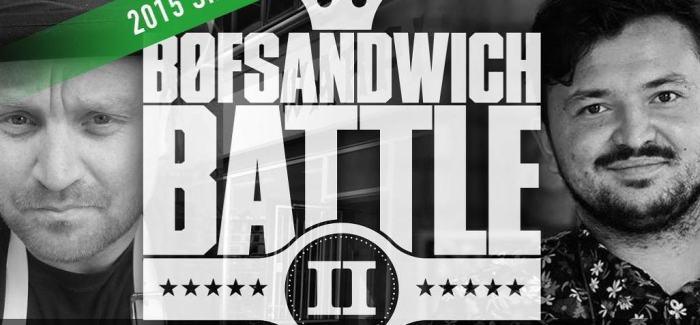 Hvad i alverden er en Bøfsandwich-Battle?