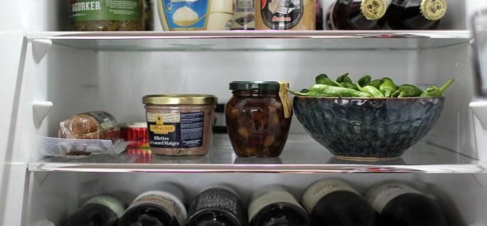 Dette finder du altid i Gastromandens Køleskab…