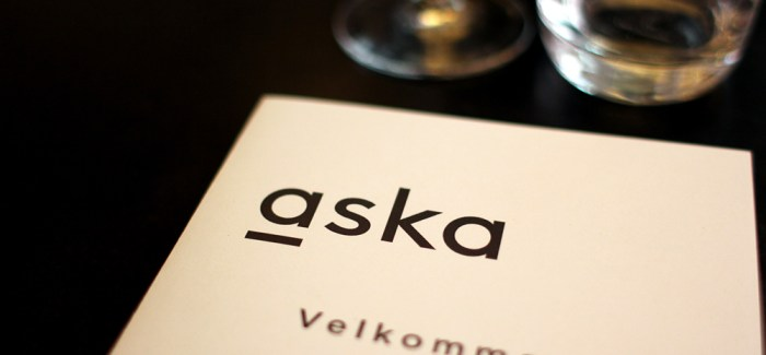Aamann X Aska: Smørrebrød og svensk Stjernestøv