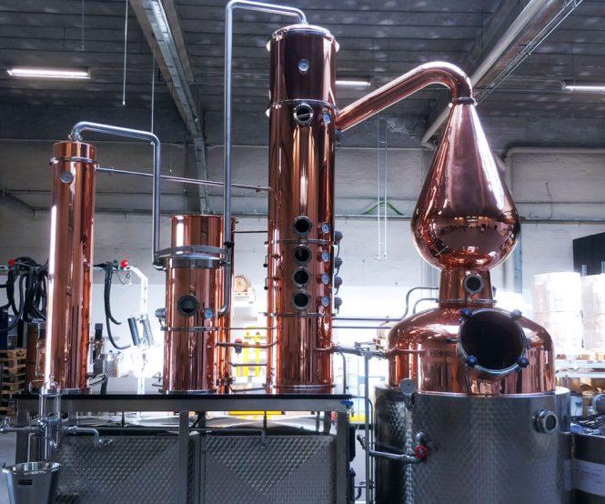 Copenhagen Distillery - Smukke Bertha