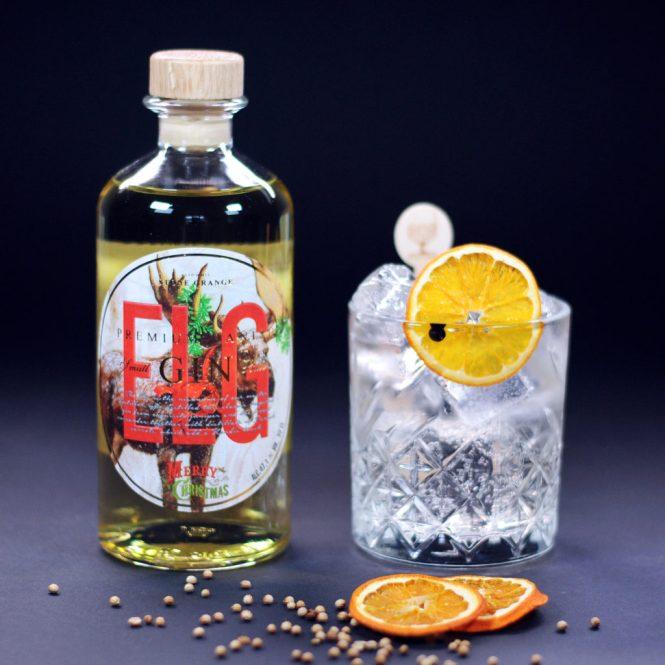 ELG Julegin med Fever-Tree Mediterranean Tonic