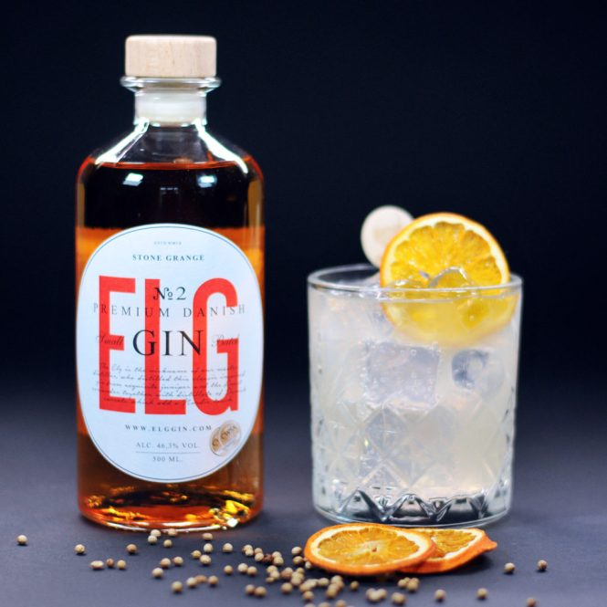 ELG No. 2 med Franklin & Sons Ginger Beer