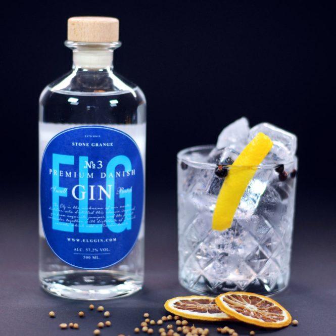 ELG No. 3 med Fever-Tree Mediterranean Tonic