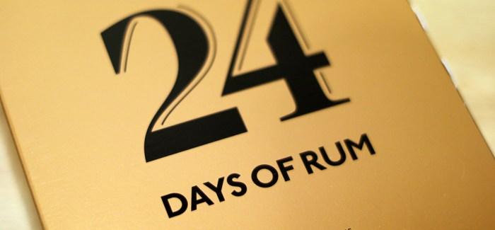 Julekalender for voksne: 24 days of rum