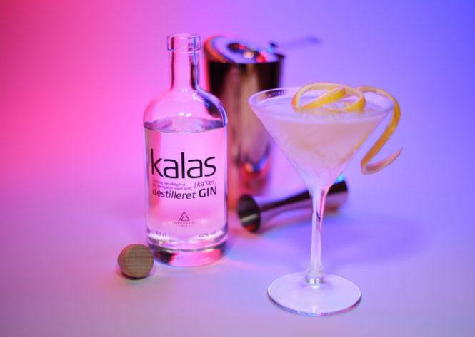 Bees Knees med Kalas Gin - så er festen i gang!