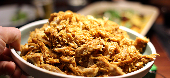 Opskrift: Pulled Chicken – pull it all