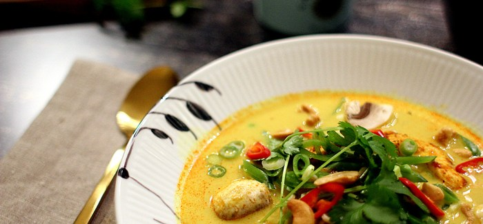 Vintersuppe: Thai Suppe med et Spicy Kick