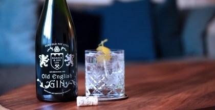 Gin med knald på enebærret