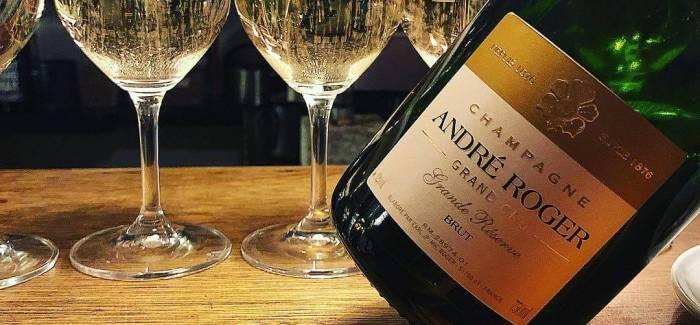 champagne andre roger på Motley