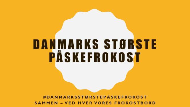 Danmarks største påskefrokost