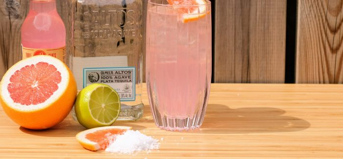 Sommercocktail: Paloma