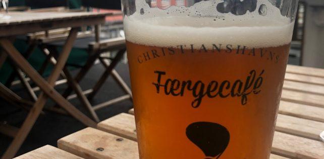 Gastromand på Stay-cation, del 2: Christianshavns Færgecafé