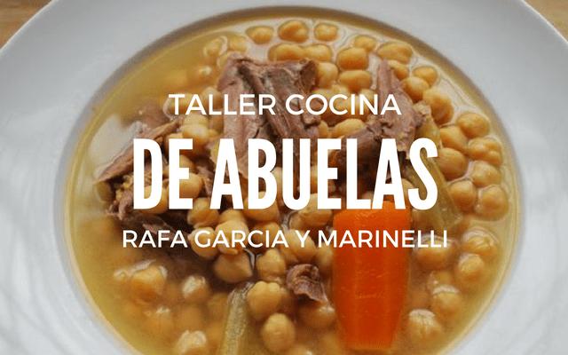 TALLER COCINA ABUELAS