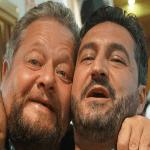 Jose y Manel