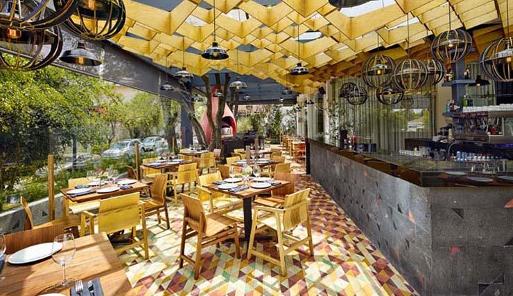 7 Osteria restaurante