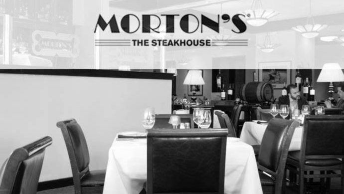Morton's Steak House Morton's