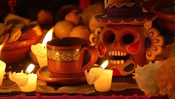 Recorrido Gastronómico Día de Muertos en Coyoacán