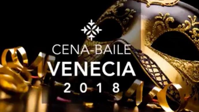 Almara te invita a su Cena-Baile Veneciana de fin de año.