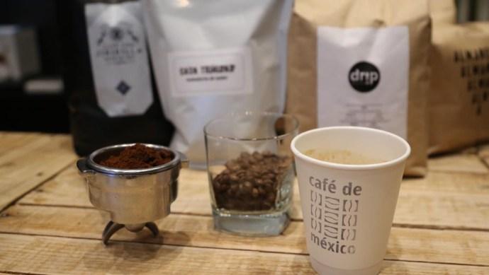 El sabor del café mexicano
