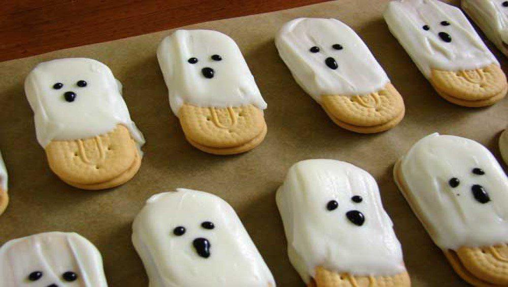 Galletas fantasmales