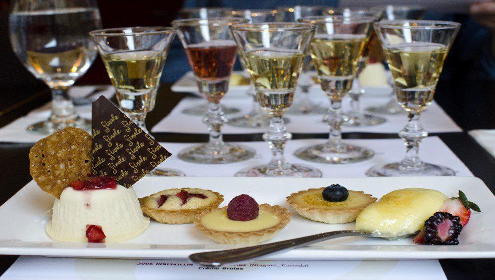 gourmet copas de vino ice wine