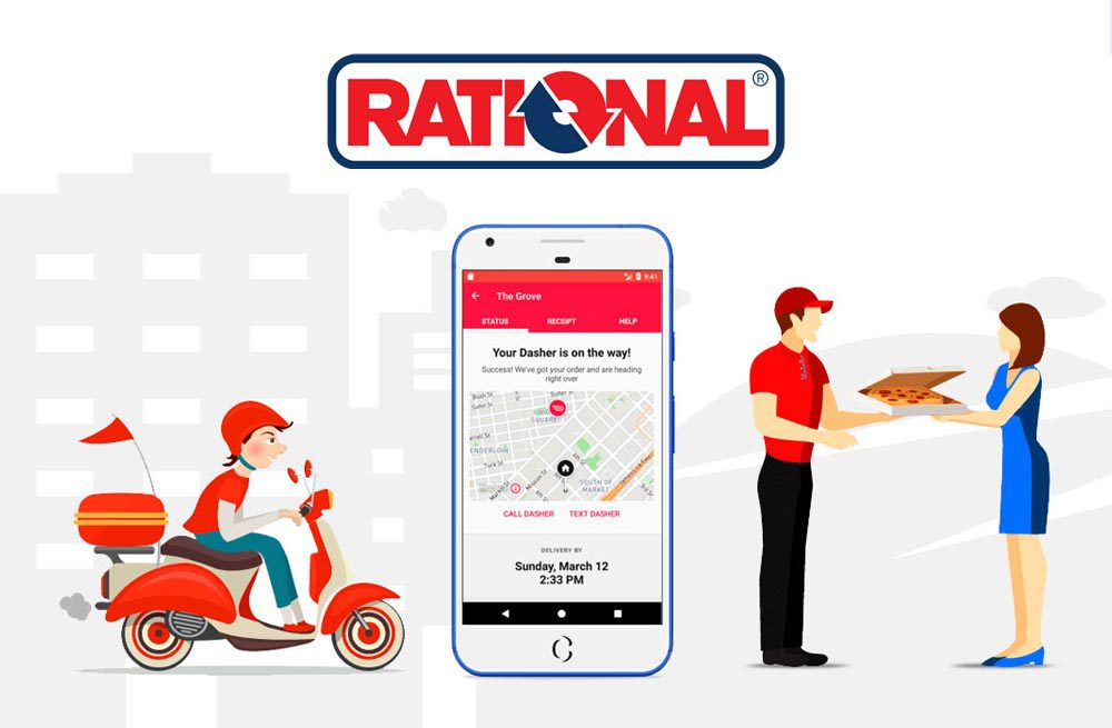 Food Delivery RATIONAL