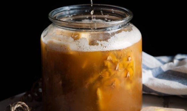 Tepache bebida