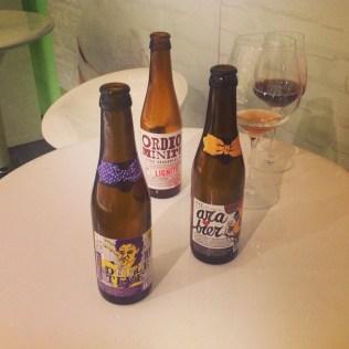 Ara Bier, Dulle Teve y Ordio Minero