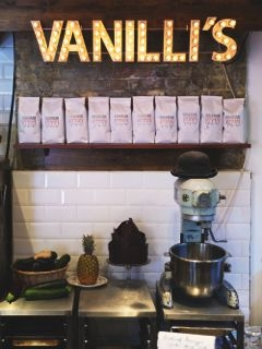 Lily Vanilly Bakery, London East