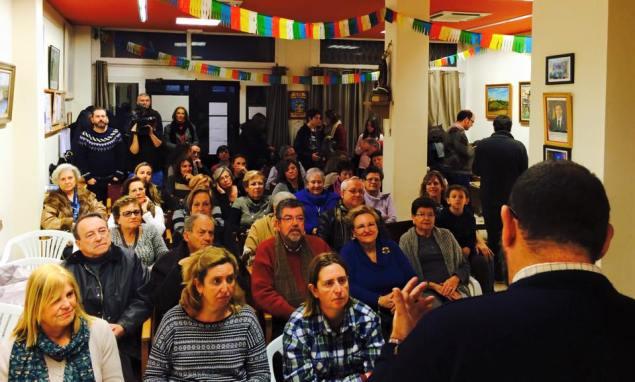 Presentacio Cuina Poble Menorca foto