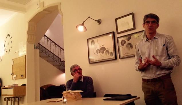 coctel 3 tocs presentacio Alfons Mendez