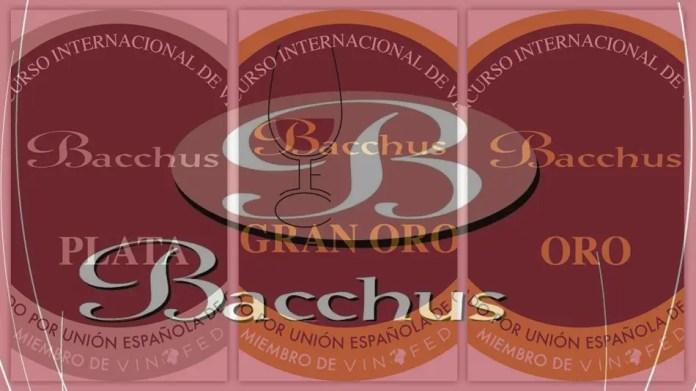 Concurso Internacional de Vinos Bacchus 2021. Convocatoria   Gastronomía &  Cía