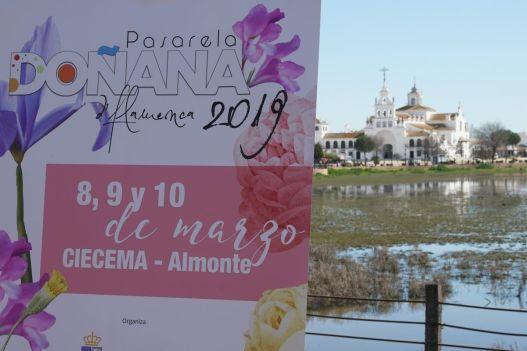 20 diseñadores y firmas andaluzas se darán cita la pasarela Doñana D'Flamenca 2019 - Gastronomía y Moda. Fotos: Rafael Arbide.
