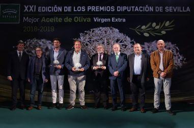 Entregados los premios al Mejor Aceite Virgen Extra de la Provincia y de las Sierras de Sevilla - Gastronomía y Moda